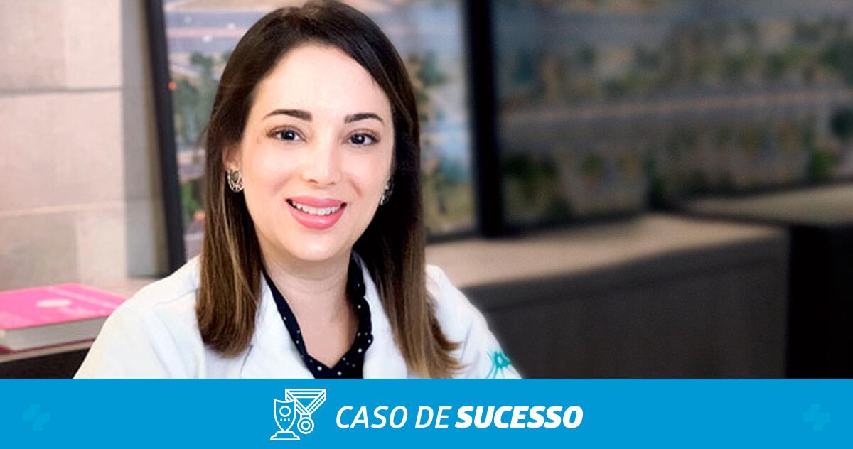 Como a Dra. Carolina acessa os dados dos pacientes de qualquer lugar com o iClinic