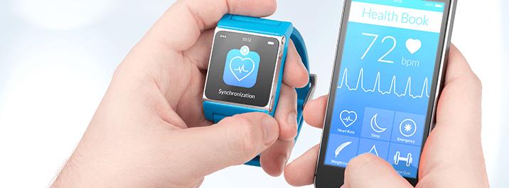 Poder da tecnologia aplicada à saúde com os wearables