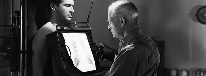 Raio-x como evolução da tecnologia na Medicina