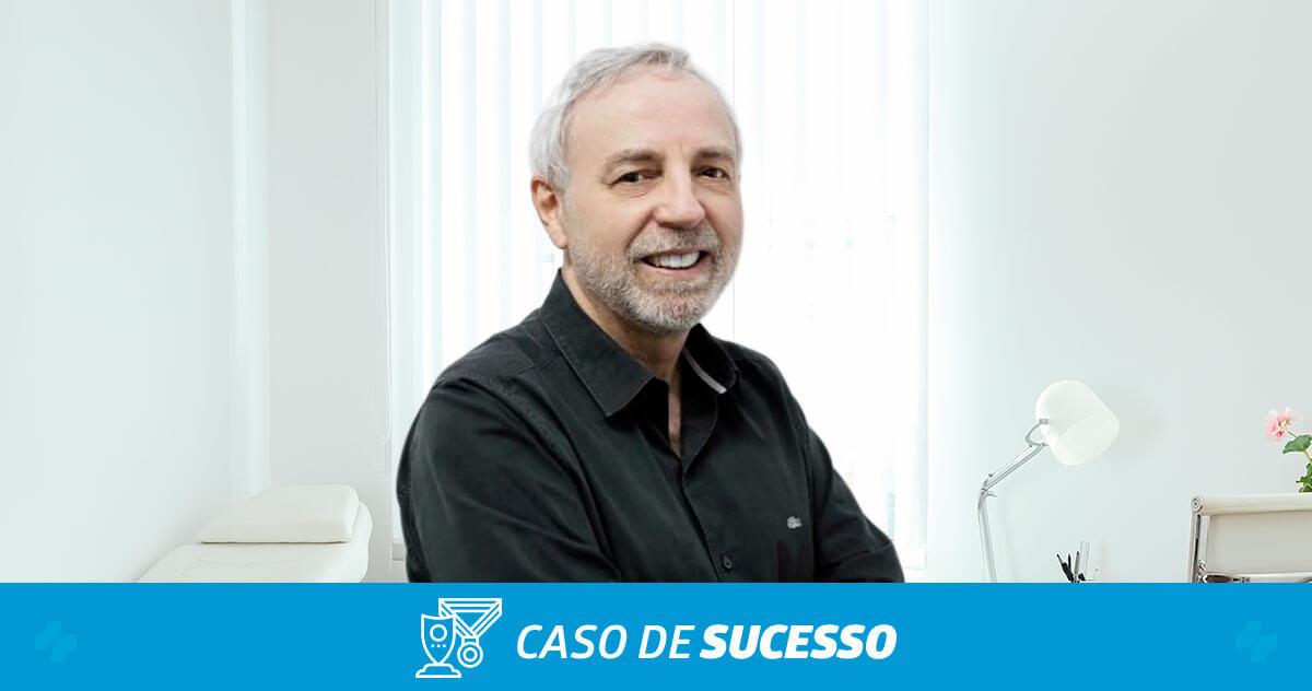 Como o Dr. Sergio Duccini armazena mais de 2.500 prontuários no iClinic?