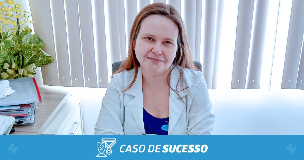 Como a Dra. Luciana Furini conquistou mais praticidade com o iClinic?