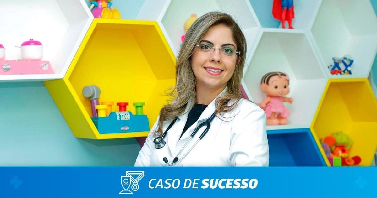 Como o iClinic tem sido um diferencial para a Dra. Luciana Nabuth?