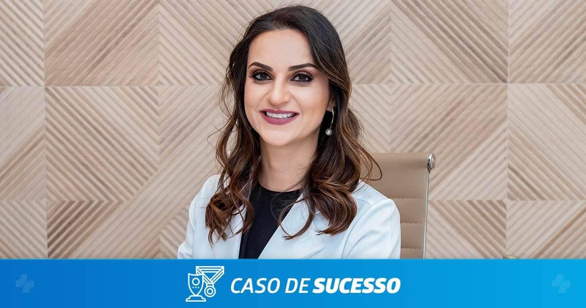 Como a Dra. Talita Melo oferece um atendimento personalizado com iClinic?