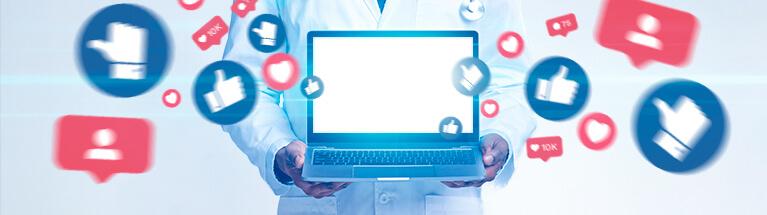 Estratégias de Marketing Digital para médicos