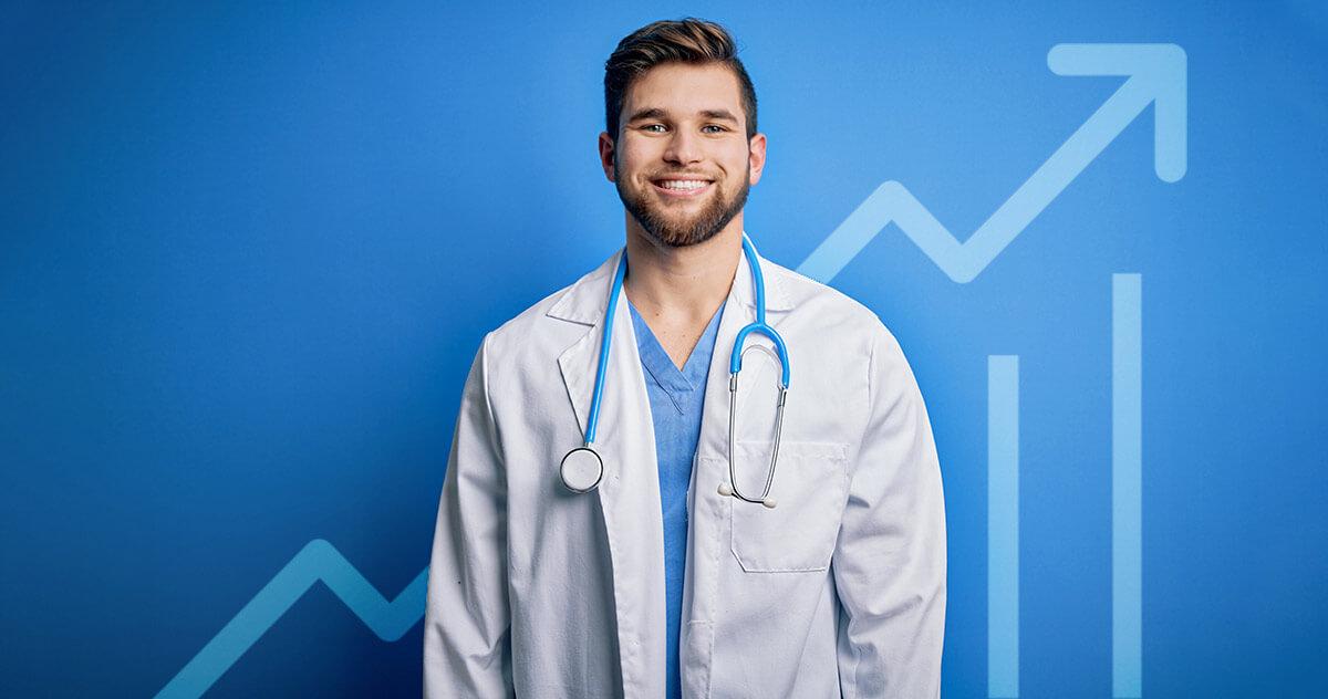 Crie seu planejamento de carreira médica em 5 passos