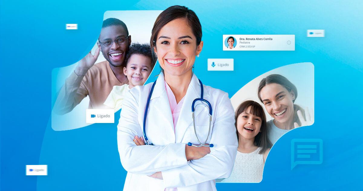 Como a Teleconsulta pediátrica pode ajudar médicos e pacientes?