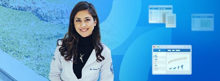 Dra. Caroline Ortega melhora a jornada do paciente com o iClinic