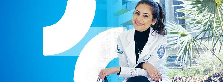 Dra. Caroline Ortega na jornada do paciente com o iClinic
