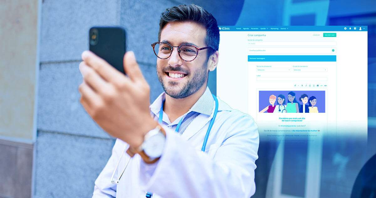 iClinic Marketing: como médicos empreendedores fidelizam seus pacientes