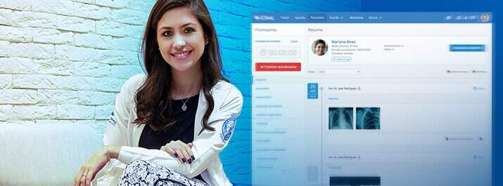 Jornada do paciente com iClinic: Dra. Caroline Ortega