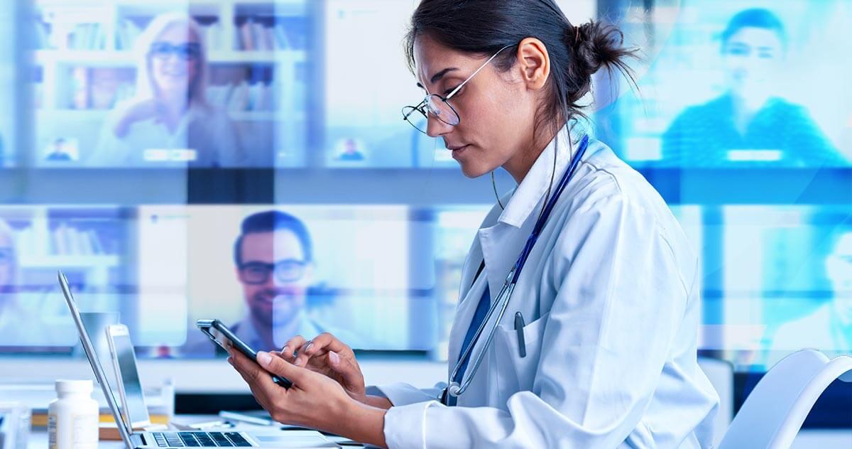 Teleconsulta iClinic na oftalmologia: 5 principais diferenciais