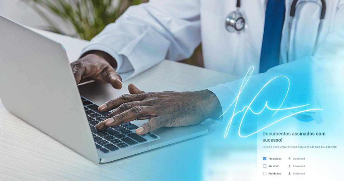 Certificado digital para médicos: o que é e como funciona?