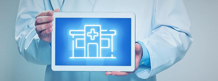 Empreendedor na área da saúde com o iClinic