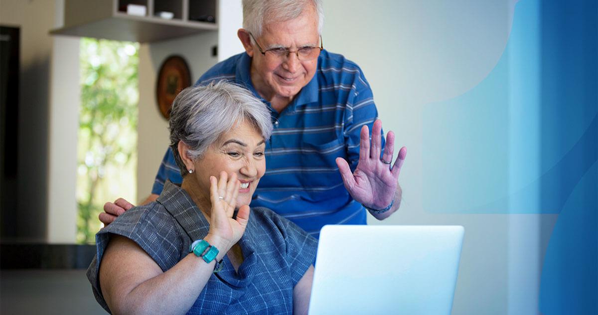 Tecnologia e idosos na saúde