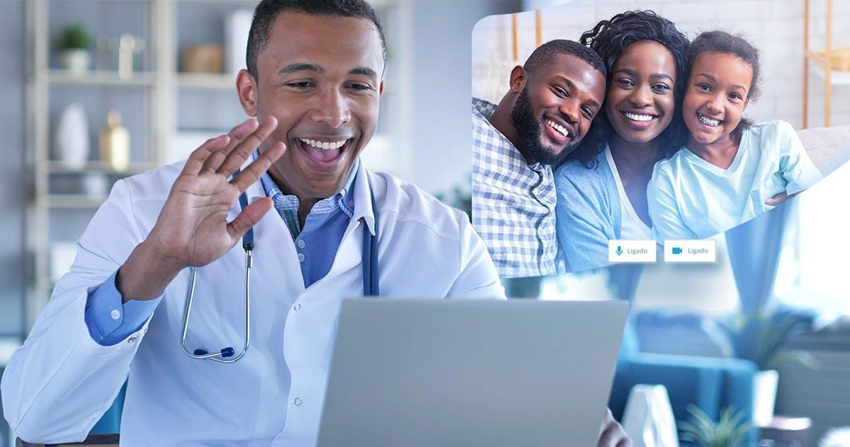 Telemedicina pediátrica: saiba como funciona e tire suas dúvidas