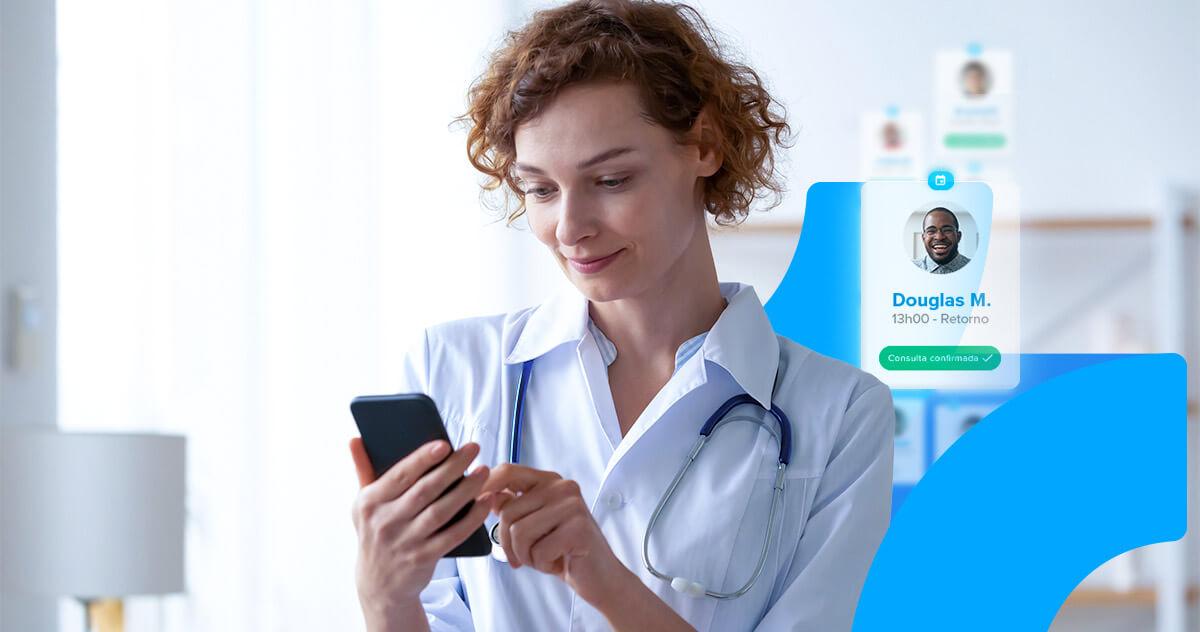 Clinica agil com o iclinic