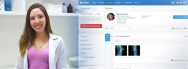 Consultório dermatológico com o iClinic: Dra. Paula Yume e o prontuário eletrônico