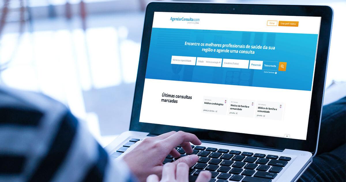 Agendamento de consulta online: mais praticidade para pacientes e médicos