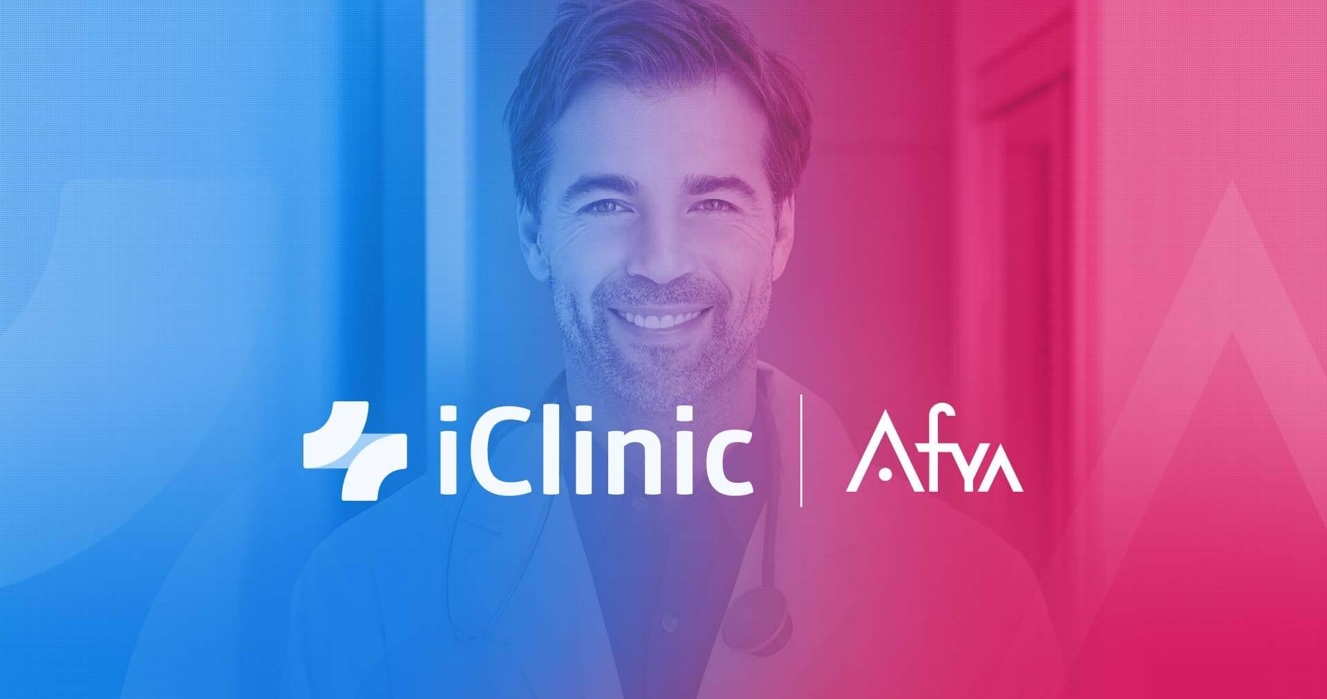A iClinic se junta à Afya, maior grupo de educação médica do país