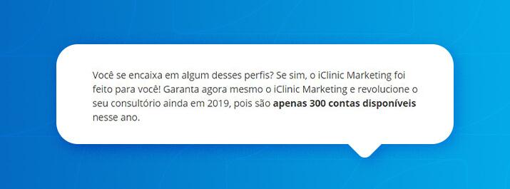 Gatilhos mentais no marketing médico: estratégia da iClinic