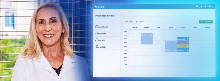 Dra. Sandra Allegro se moderniza com o iClinic