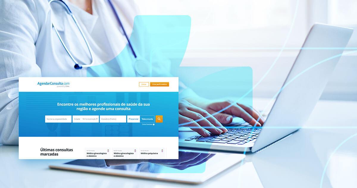 Aumente sua presença digital com o AgendarConsulta da iClinic