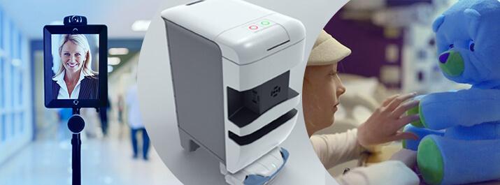 Principais robôs na área da saúde