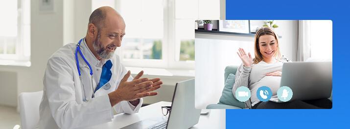 Teleconsulta para aumentar a adesão dos pacientes ao tratamento