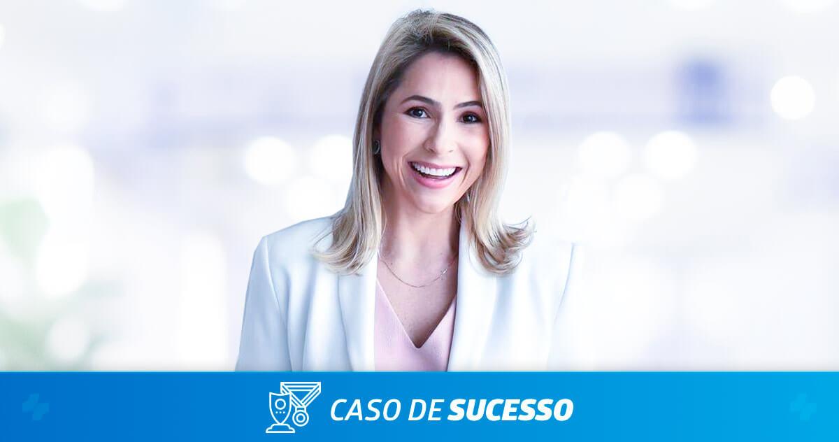 Caso de sucesso Dra. Fernanda Carmona