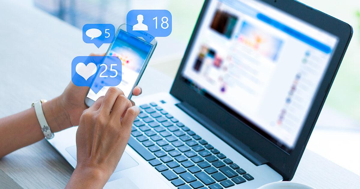 Escolher melhor rede social para clinica