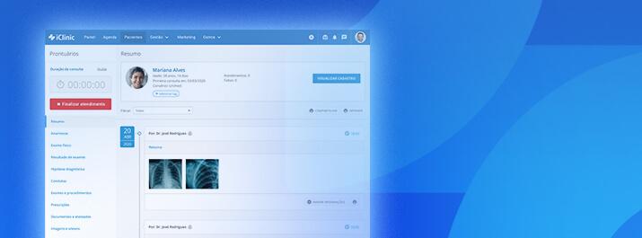 Software médico iClinic: aumentar a qualidade do atendimento