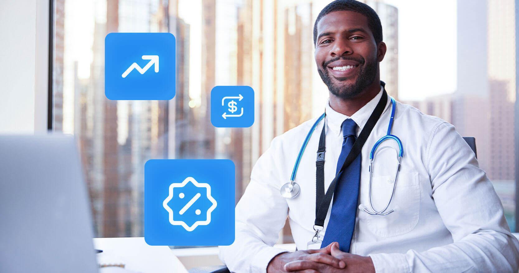 Como melhorar o fluxo de caixa do consultório médico?