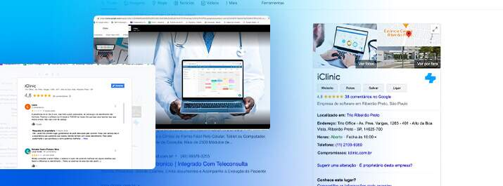 Presença online para consultórios com o Google Meu Negócio