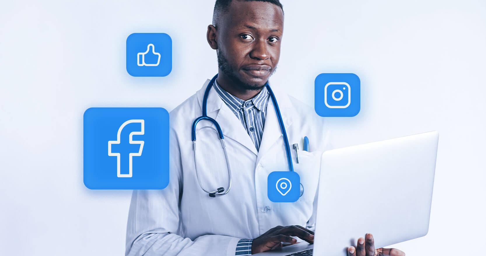 Por que ter presença online é importante para consultórios?