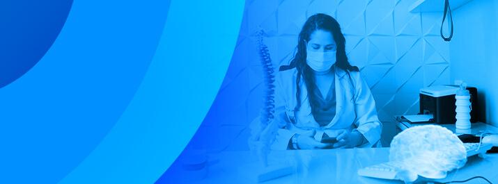 Dra. Ana Gandolfi com iClinic