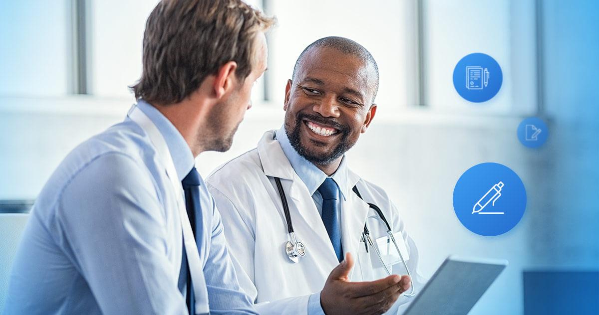 Como negociar contratos com instituições em saúde
