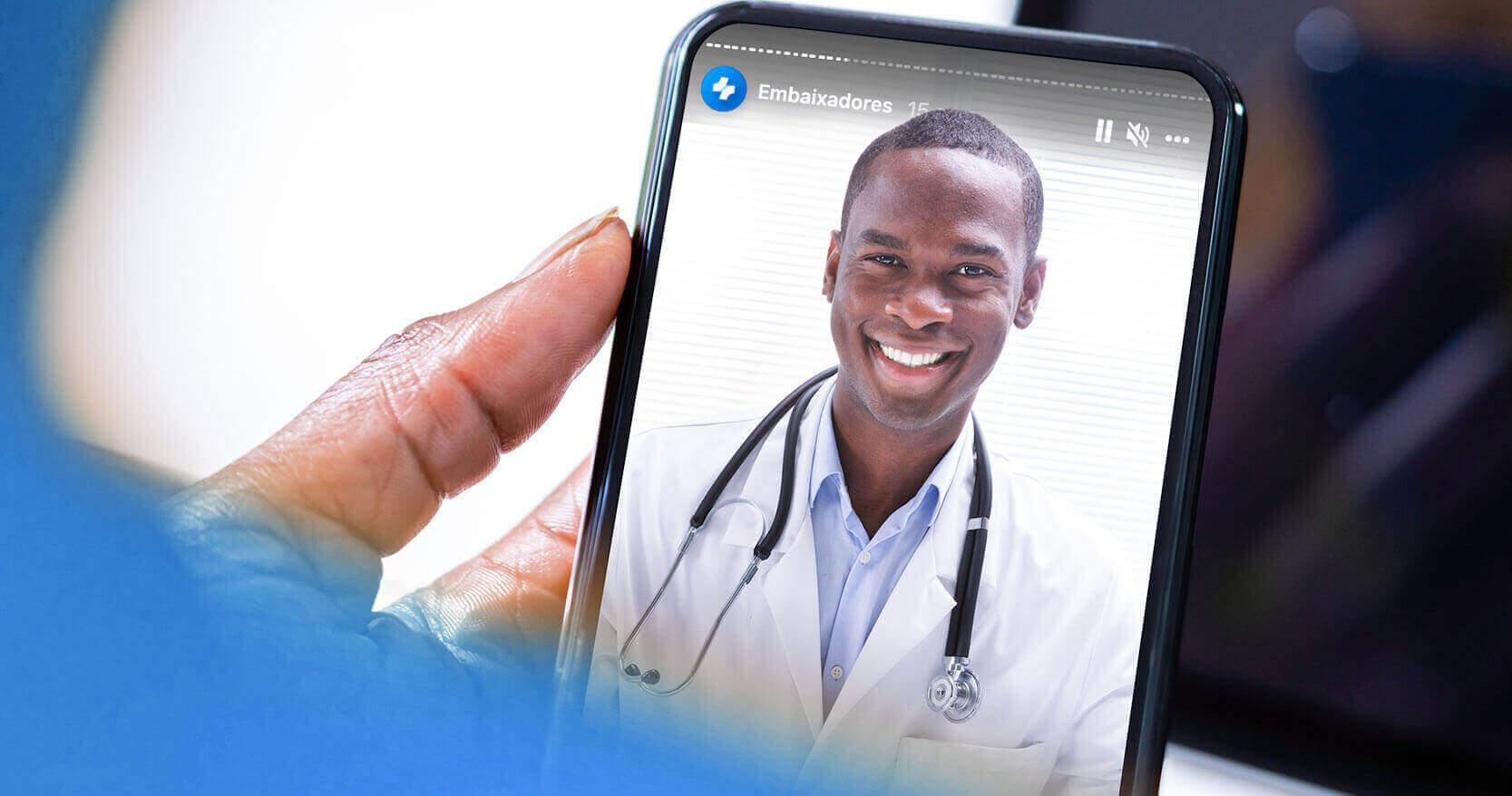 Dicas para aumentar a visibilidade do médico na internet